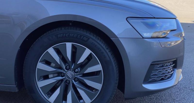 Audi A6 35 TDI 163 ch S tronic 7 Business Executive Gris occasion à Lons Le Saunier - photo n°2