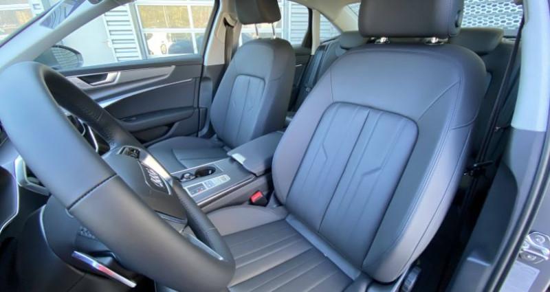 Audi A6 35 TDI 163 ch S tronic 7 Business Executive Gris occasion à Lons Le Saunier - photo n°4