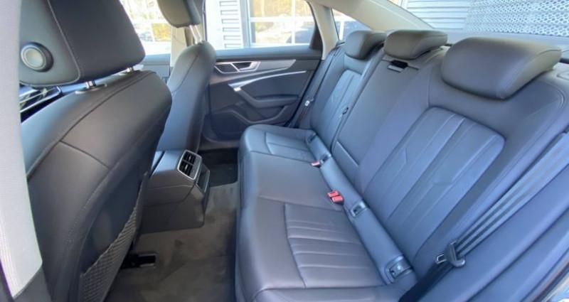 Audi A6 35 TDI 163 ch S tronic 7 Business Executive Gris occasion à Lons Le Saunier - photo n°5