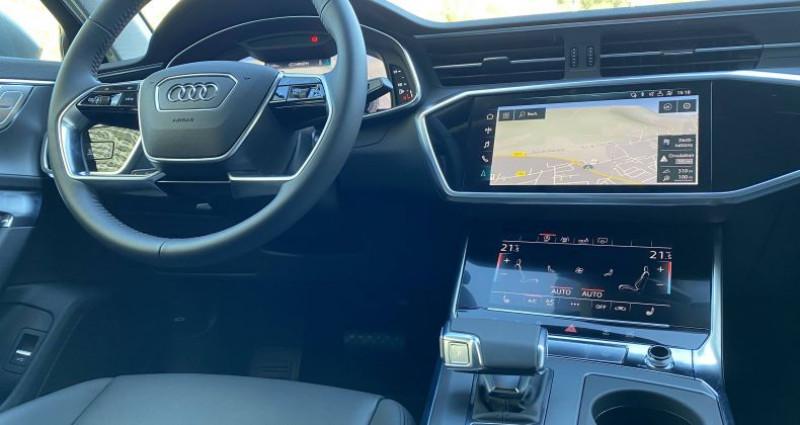 Audi A6 35 TDI 163 ch S tronic 7 Business Executive Gris occasion à Lons Le Saunier - photo n°6