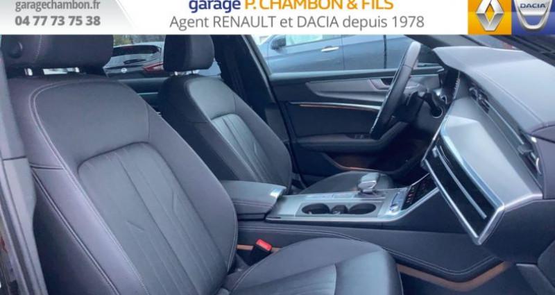 Audi A6 40 TDI 204 ch S tronic 7 Noir occasion à LA GRAND CROIX - photo n°7