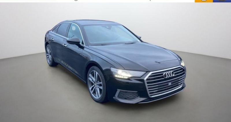 Audi A6 40 TDI 204 ch S tronic 7 Noir occasion à LA GRAND CROIX