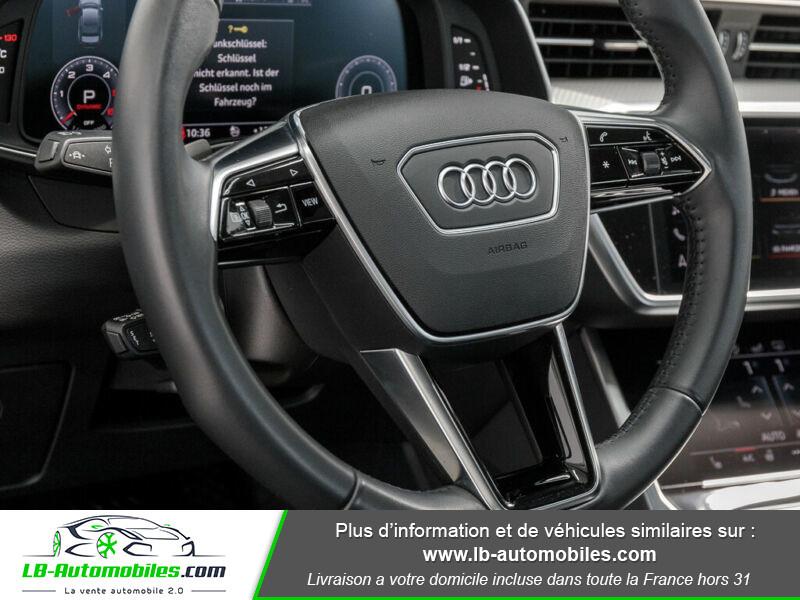 Audi A6 40 TDI 204 S tronic Bleu occasion à Beaupuy - photo n°10