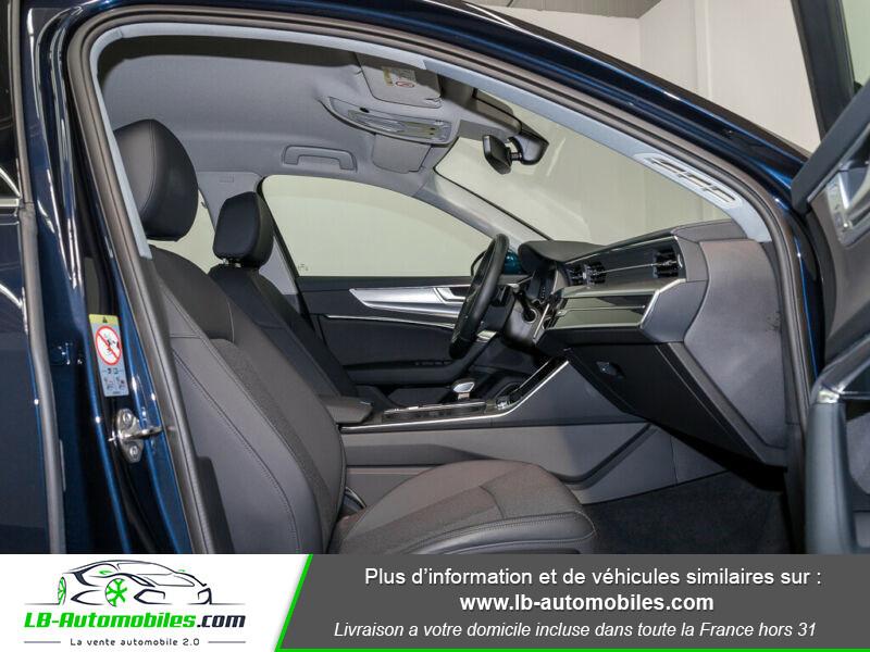 Audi A6 40 TDI 204 S tronic Bleu occasion à Beaupuy - photo n°4