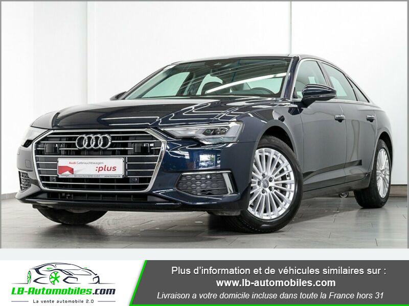 Audi A6 40 TDI 204 S tronic Bleu occasion à Beaupuy