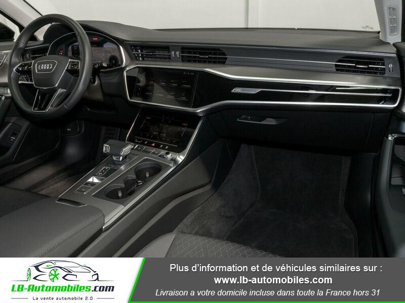 Audi A6 40 TDI 204 S tronic Bleu occasion à Beaupuy - photo n°2