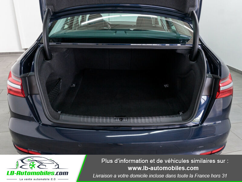 Audi A6 40 TDI 204 S tronic Bleu occasion à Beaupuy - photo n°12