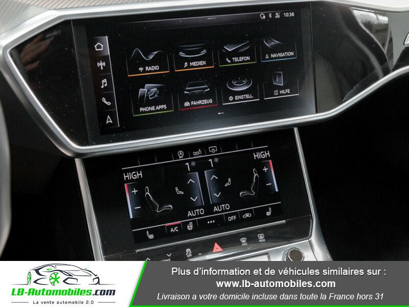 Audi A6 40 TDI 204 S tronic Bleu occasion à Beaupuy - photo n°11