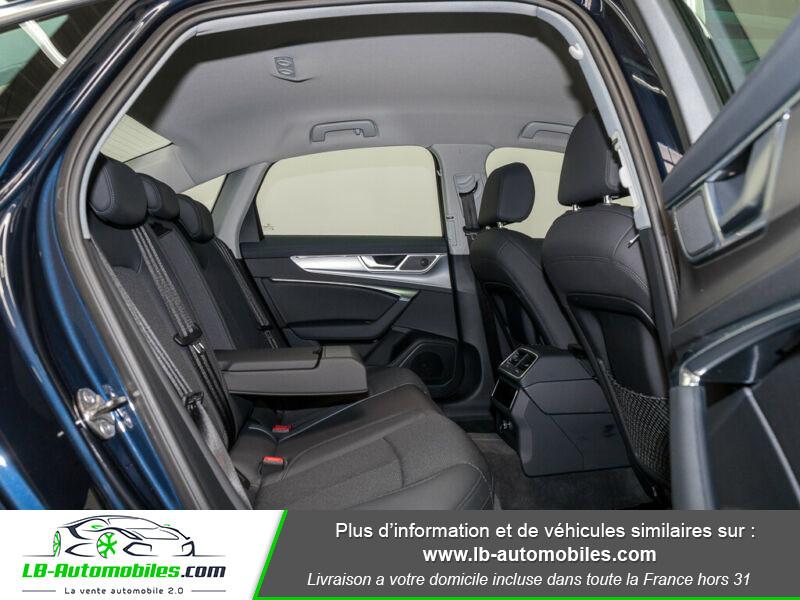 Audi A6 40 TDI 204 S tronic Bleu occasion à Beaupuy - photo n°7
