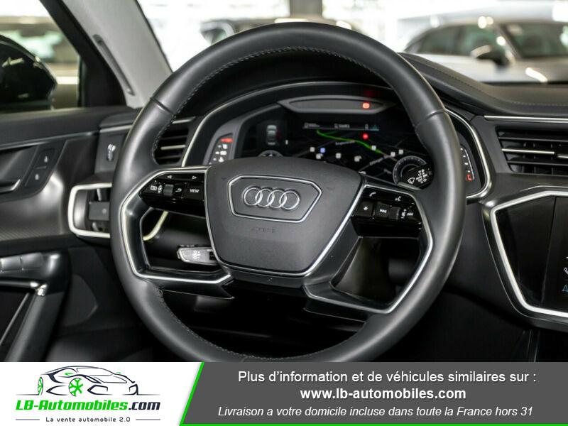 Audi A6 45 TFSI 245 S-tronic Noir occasion à Beaupuy - photo n°12