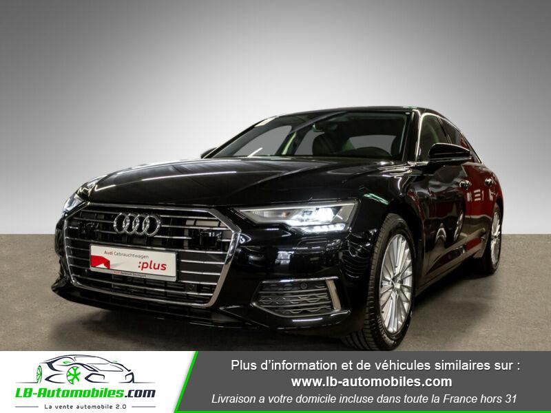 Audi A6 45 TFSI 245 S-tronic Noir occasion à Beaupuy