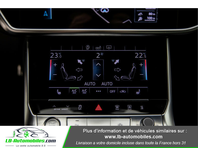 Audi A6 45 TFSI 245 S-tronic Rouge occasion à Beaupuy - photo n°10