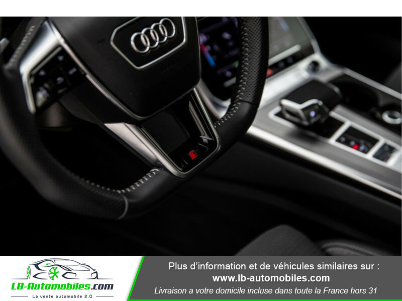 Audi A6 45 TFSI 245 S-tronic Rouge occasion à Beaupuy - photo n°11