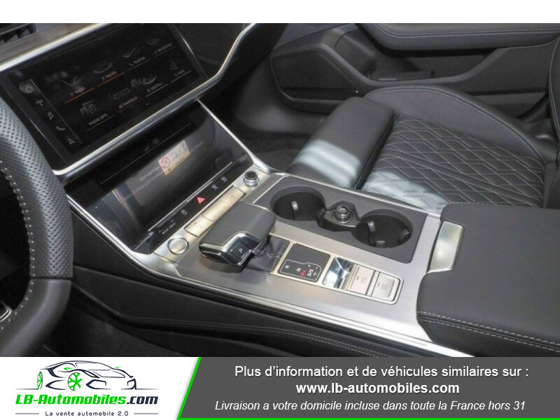 Audi A6 45 TFSI 245 S-tronic Blanc occasion à Beaupuy - photo n°10