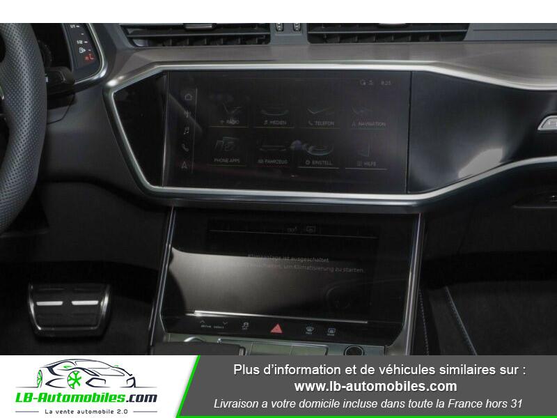 Audi A6 45 TFSI 245 S-tronic Blanc occasion à Beaupuy - photo n°12