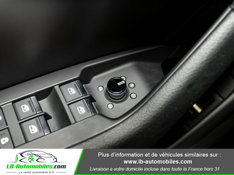 Audi A6 45 TFSI 245 S-tronic Noir occasion à Beaupuy - photo n°11