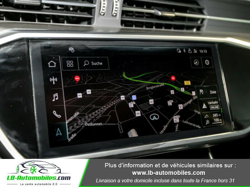 Audi A6 45 TFSI 245 S-tronic Noir occasion à Beaupuy - photo n°6