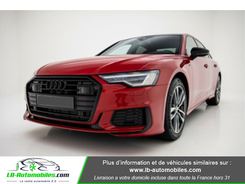 Audi A6 45 TFSI 245 S-tronic Rouge occasion à Beaupuy