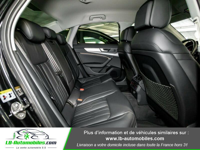 Audi A6 45 TFSI 245 S-tronic Noir occasion à Beaupuy - photo n°14