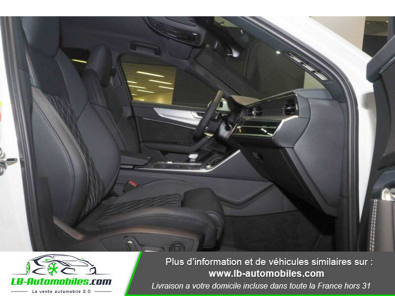Audi A6 45 TFSI 245 S-tronic Blanc occasion à Beaupuy - photo n°11