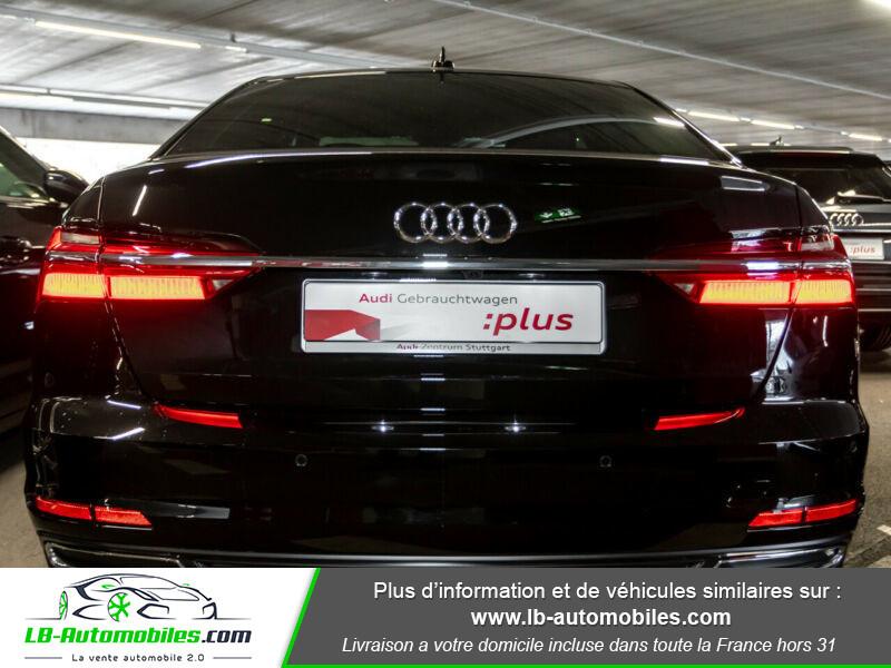 Audi A6 45 TFSI 245 S-tronic Noir occasion à Beaupuy - photo n°18