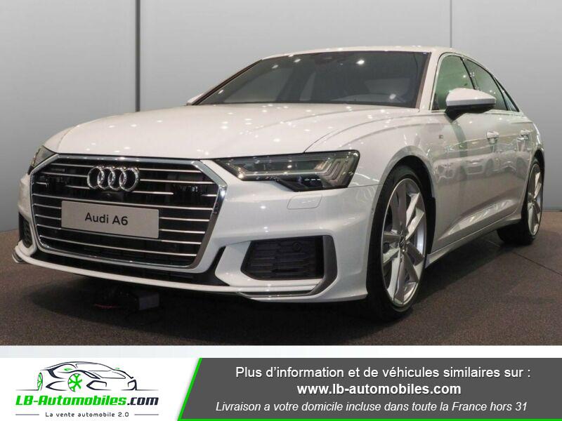 Audi A6 45 TFSI 245 S-tronic Blanc occasion à Beaupuy