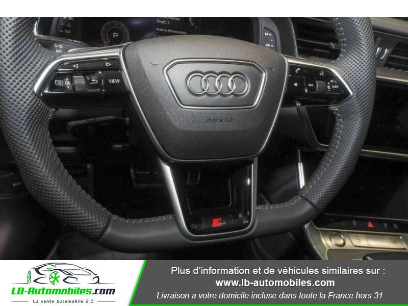 Audi A6 45 TFSI 245 S-tronic Blanc occasion à Beaupuy - photo n°9