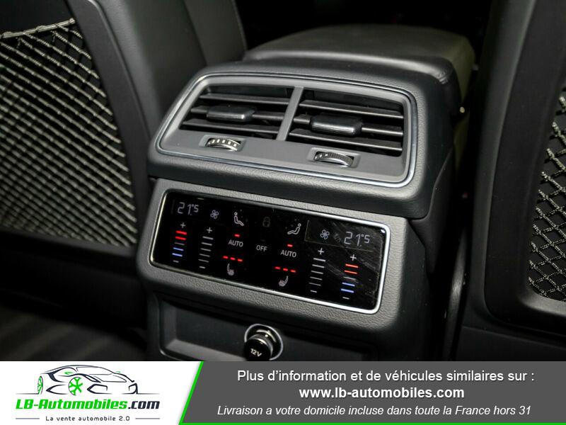 Audi A6 45 TFSI 245 S-tronic Noir occasion à Beaupuy - photo n°13