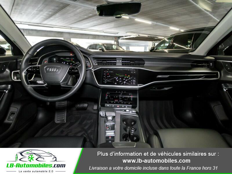 Audi A6 45 TFSI 245 S-tronic Noir occasion à Beaupuy - photo n°2