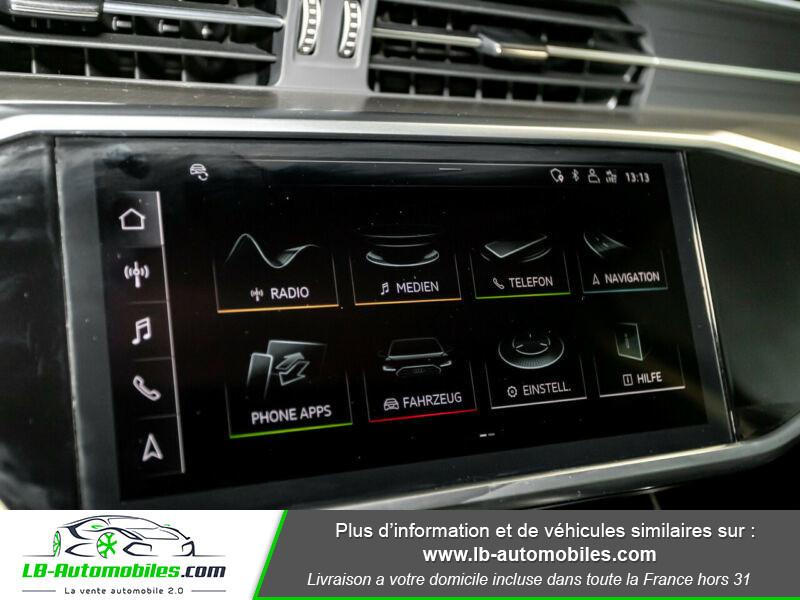 Audi A6 45 TFSI 245 S-tronic Noir occasion à Beaupuy - photo n°4