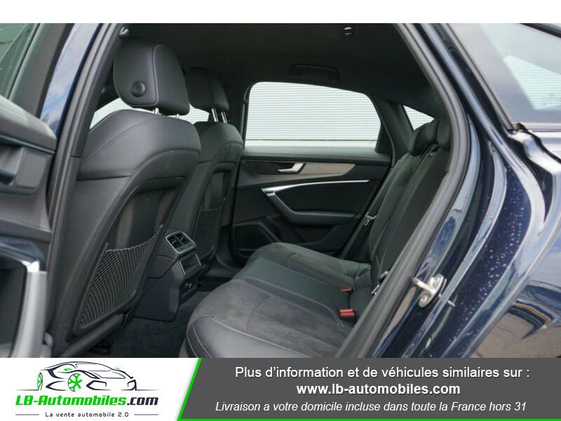 Audi A6 45 TFSI 245 S-tronic Bleu occasion à Beaupuy - photo n°13