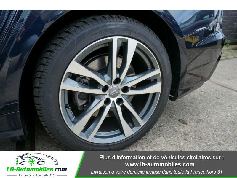 Audi A6 45 TFSI 245 S-tronic Bleu occasion à Beaupuy - photo n°14