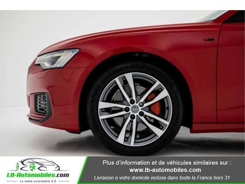 Audi A6 45 TFSI 245 S-tronic Rouge occasion à Beaupuy - photo n°13