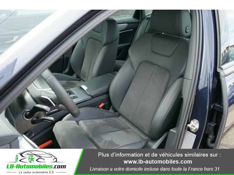 Audi A6 45 TFSI 245 S-tronic Bleu occasion à Beaupuy - photo n°10