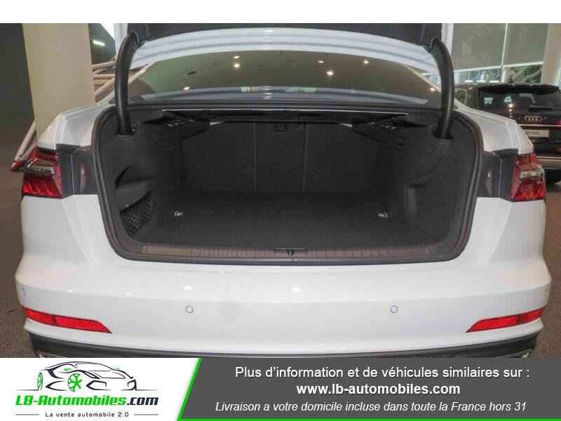 Audi A6 45 TFSI 245 S-tronic Blanc occasion à Beaupuy - photo n°8