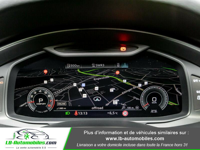 Audi A6 45 TFSI 245 S-tronic Noir occasion à Beaupuy - photo n°7