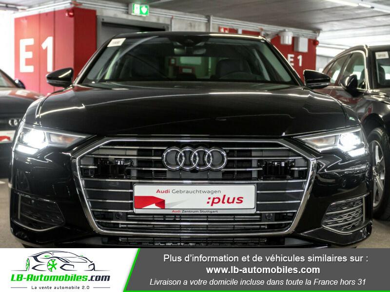 Audi A6 45 TFSI 245 S-tronic Noir occasion à Beaupuy - photo n°16
