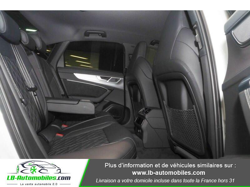 Audi A6 45 TFSI 245 S-tronic Blanc occasion à Beaupuy - photo n°6