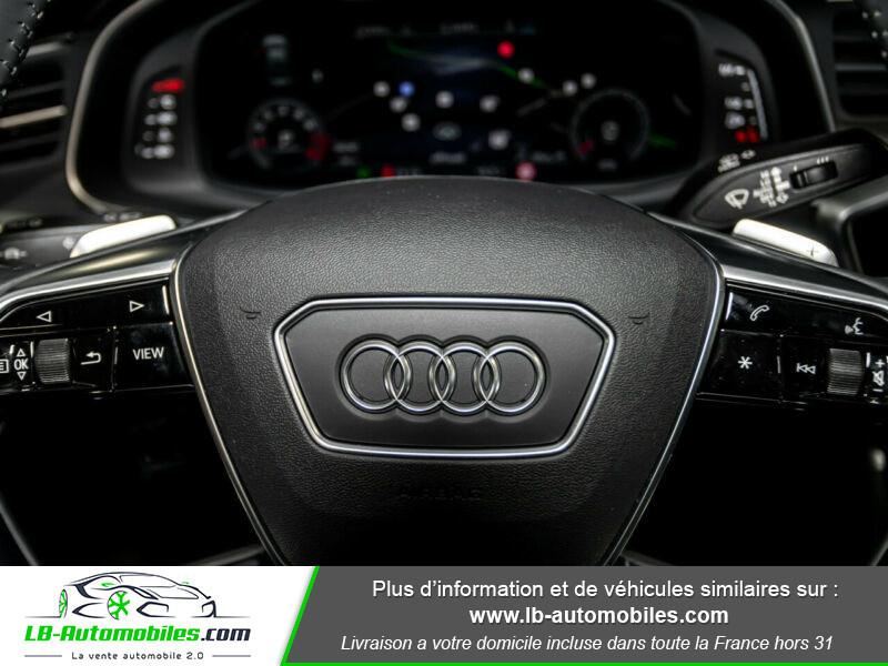 Audi A6 45 TFSI 245 S-tronic Noir occasion à Beaupuy - photo n°9