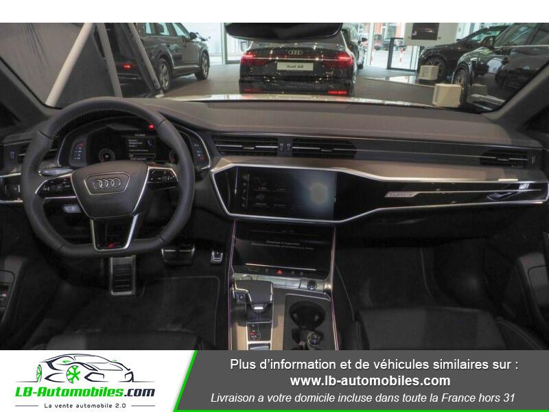 Audi A6 45 TFSI 245 S-tronic Blanc occasion à Beaupuy - photo n°2