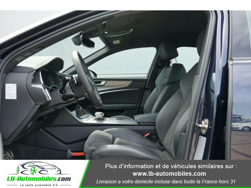 Audi A6 45 TFSI 245 S-tronic Bleu occasion à Beaupuy - photo n°9