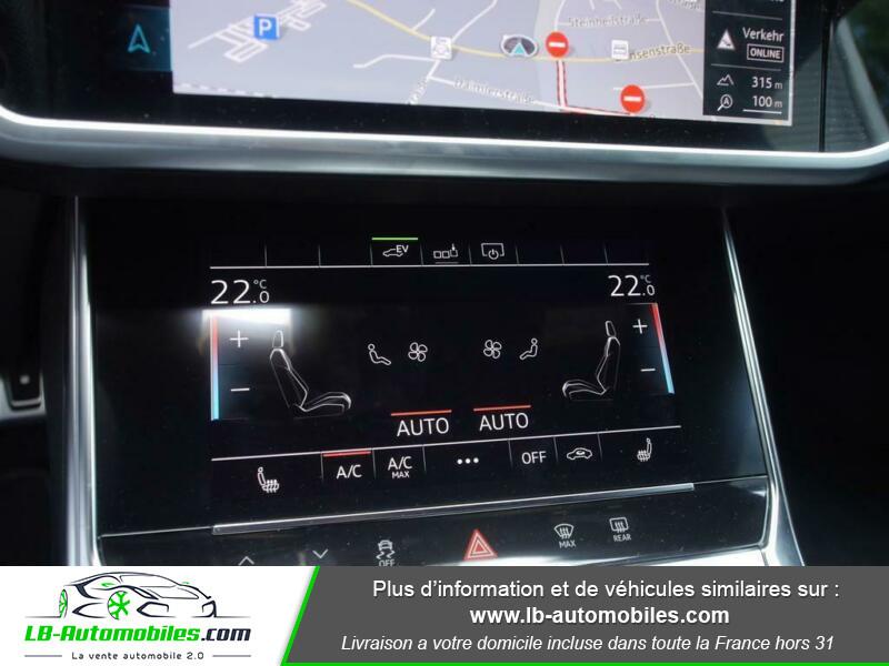 Audi A6 55 TFSIe 367 ch S tronic Blanc occasion à Beaupuy - photo n°8