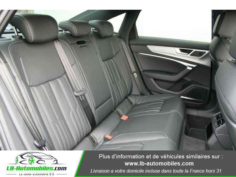 Audi A6 55 TFSIe 367 ch S tronic Gris occasion à Beaupuy - photo n°15