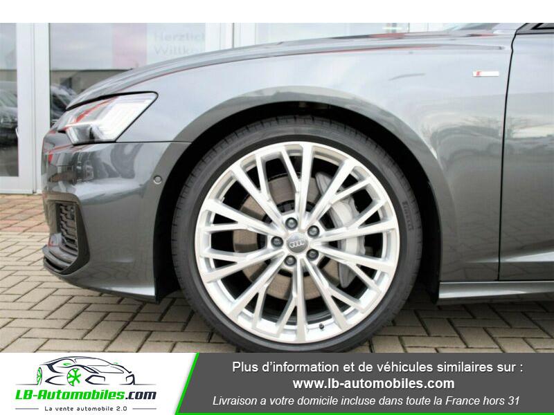 Audi A6 55 TFSIe 367 ch S tronic Gris occasion à Beaupuy - photo n°7