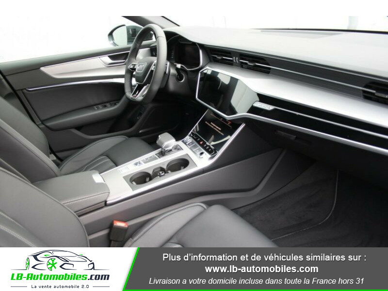 Audi A6 55 TFSIe 367 ch S tronic Gris occasion à Beaupuy - photo n°10