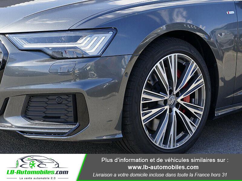 Audi A6 55 TFSIe 367 ch S tronic Gris occasion à Beaupuy - photo n°4