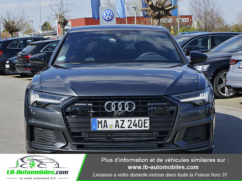Audi A6 55 TFSIe 367 ch S tronic Gris occasion à Beaupuy - photo n°13