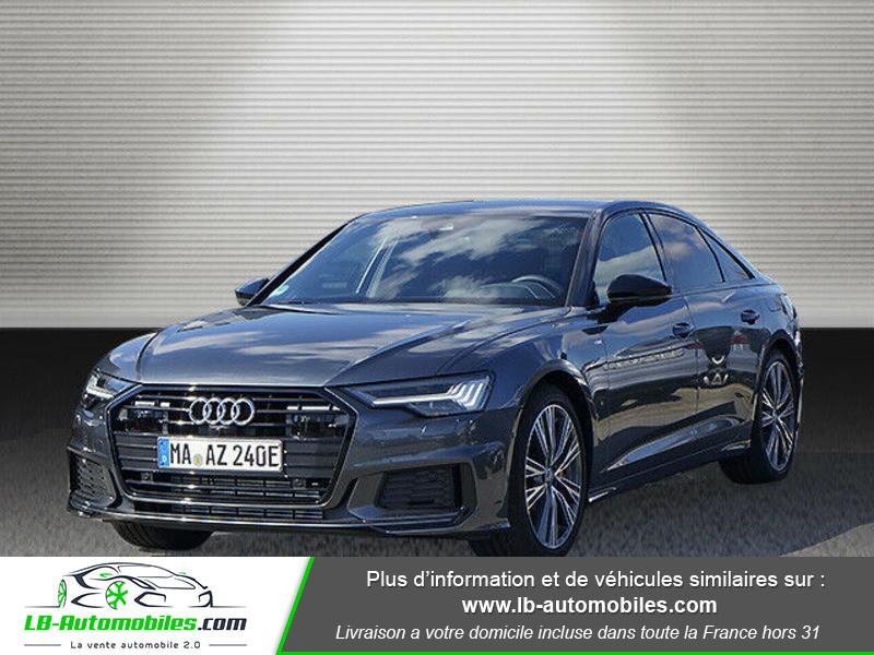 Audi A6 55 TFSIe 367 ch S tronic Gris occasion à Beaupuy