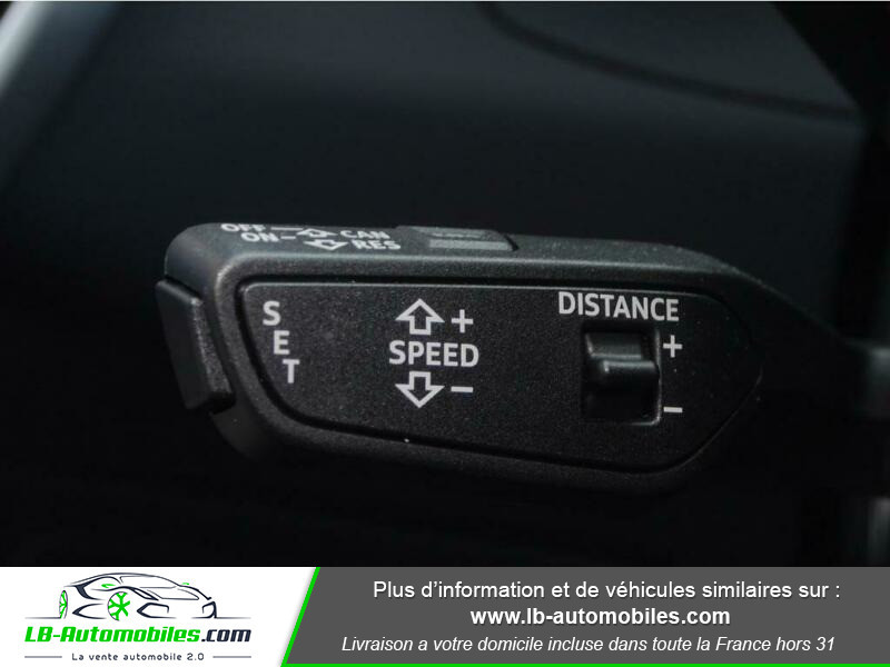 Audi A6 55 TFSIe 367 ch S tronic Blanc occasion à Beaupuy - photo n°11