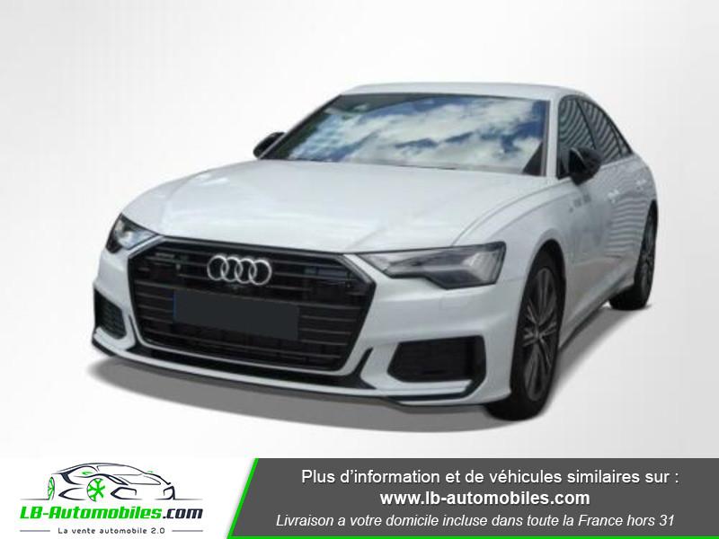 Audi A6 55 TFSIe 367 ch S tronic Blanc occasion à Beaupuy